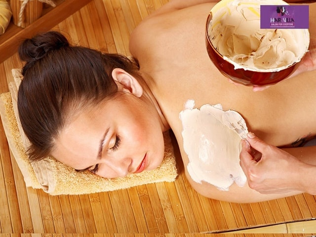 Hair Villa Panchkula- Get Body Polishing Just in Rs 1000