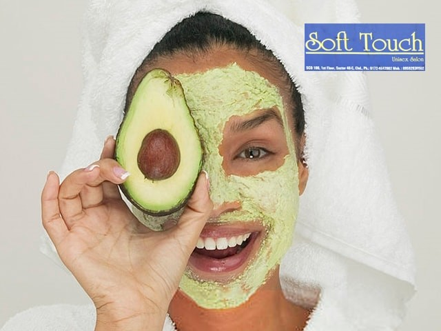 Soft Touch Unisex Salon Panchkula -Facial + Bleach+ Arms & Under Arms Waxing Services