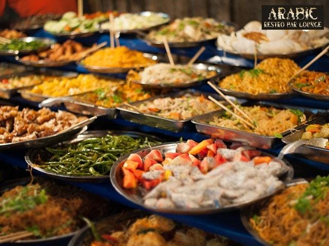 Arabic Restro Bar Lounge Mohali