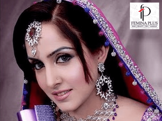 Femina Plus Chandigarh & Panchkula - Get an Amazing Discount on Party Makeup For Students