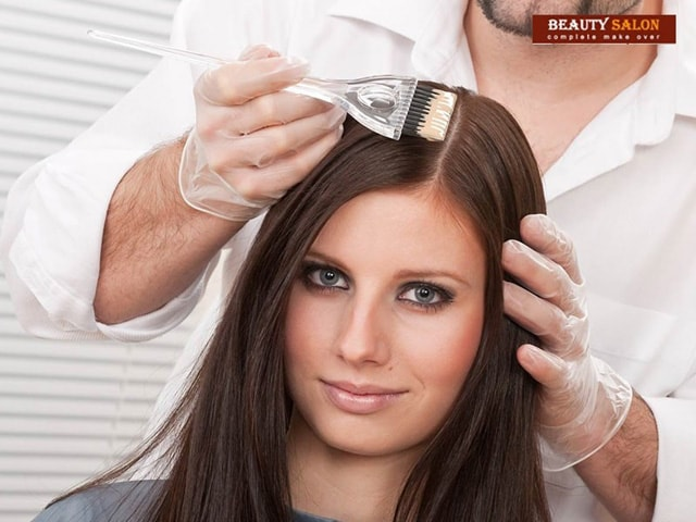 V. John Hair & Beauty Salon