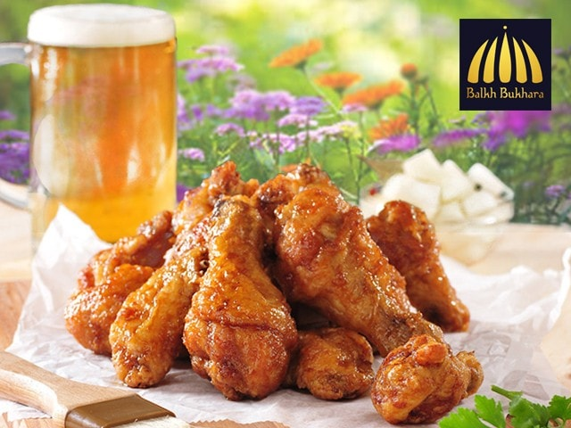 Balkh Bukhara- Treat Your Loved One With Drinks Enjoy Beer Bucket Offer (5 beers) in Rs 499 Only