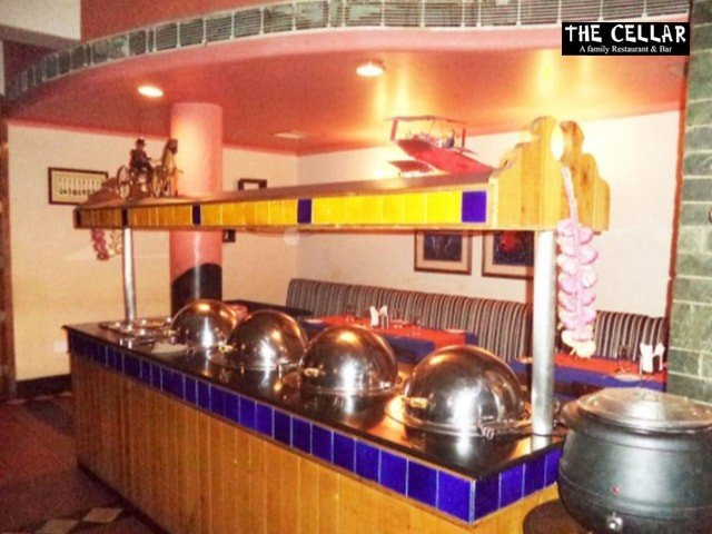 The Cellar Bar Panchkula