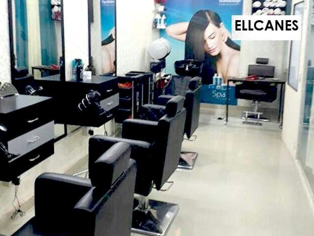 Ellcanes Salon Chandigarh