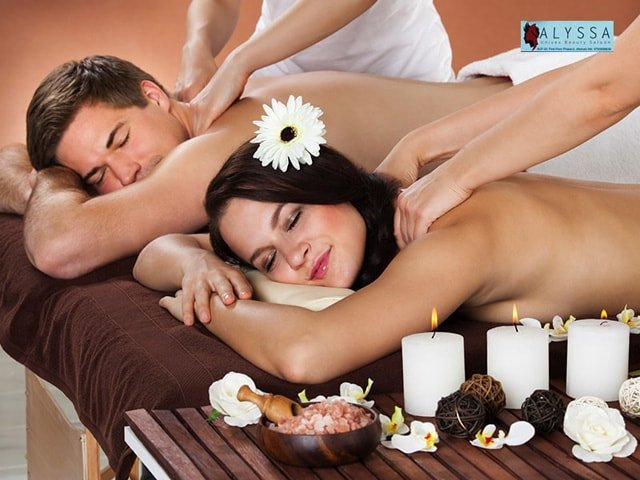 ALYSSA Unisex Beauty Salon Mohali - Full Body Massage from your famous salon with attractive offers