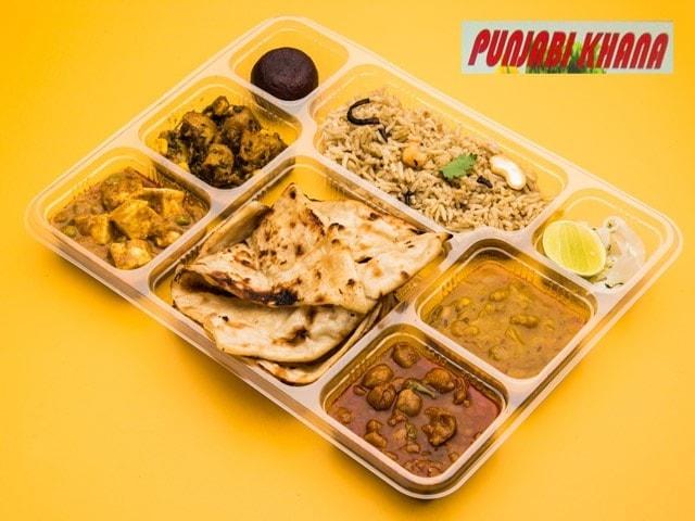 status veg thali