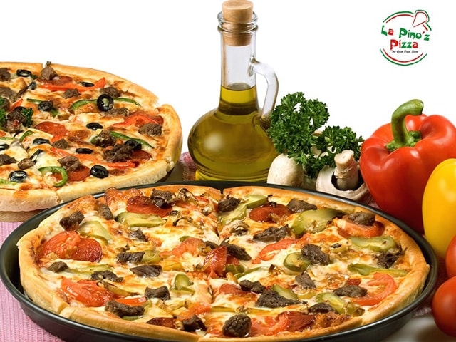 Delectable Pizza In Discount At Chandigarh From La Pino'z