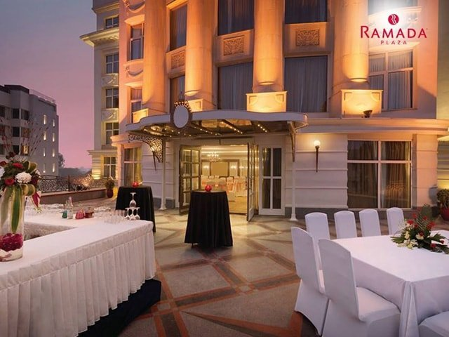 Ramada Plaza-The Grand Dine