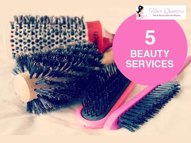 Hair Quaterz Sector 8