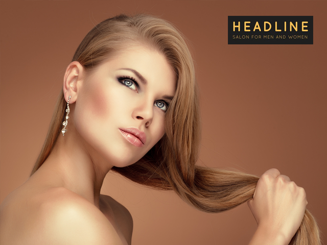 Headline Salon Chandigarh - Get Moisture Therapy (  Any Length ) in Rs. 2499 Only