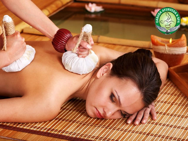 Garuda Spa Zirkpur- Get Potali Massage + Steam + Shower In Rs 1699