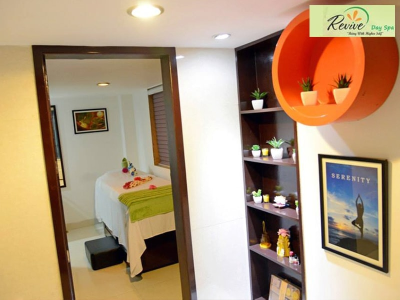 Revive Day Spa - Hotel Rajshree Chandigarh- Enjoy Signature Experience Spa In Rs.1099