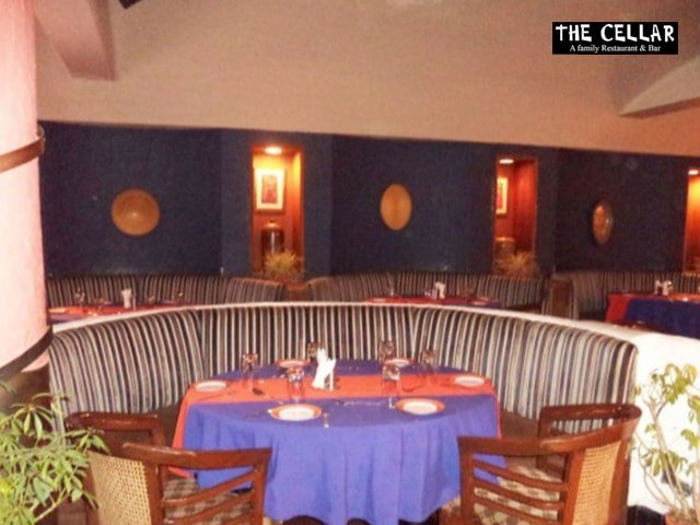 The Cellar Panchkula  - Get Veg Lunch/Dinner Buffet in Rs.329