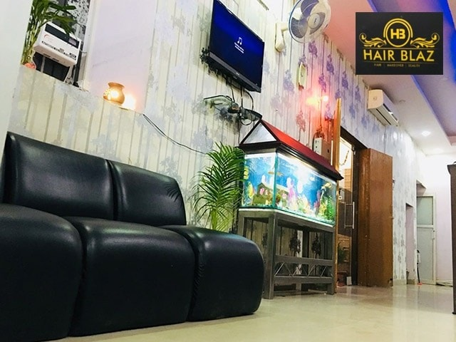 Hair Blaz Salon  VIP Road Zirakpur- Get A New Look With Awesome Discount Offers on Hair and Beauty Services