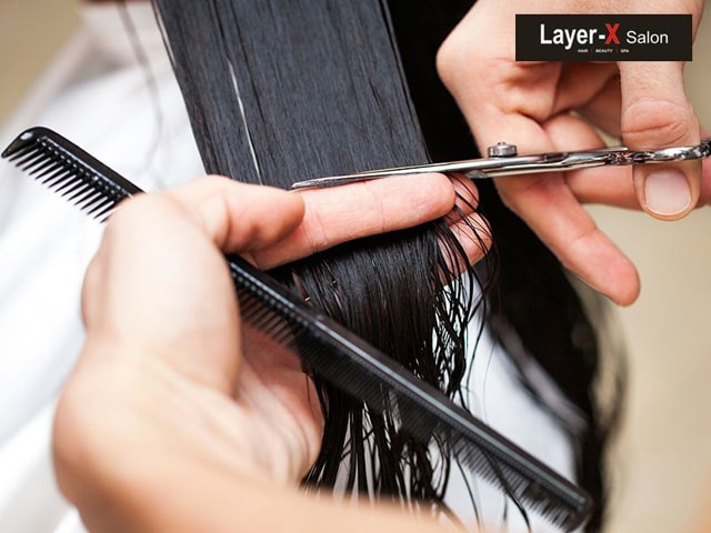 Layer-X Salon & Spa