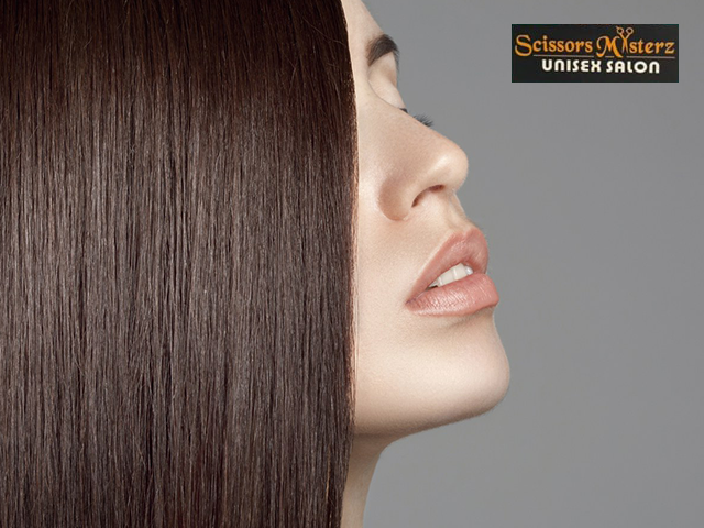 Scissors Masterz Mohali- Bring Back Your Dull Hair to Life With Schwarzkopf Smoothing/Rebonding Deals