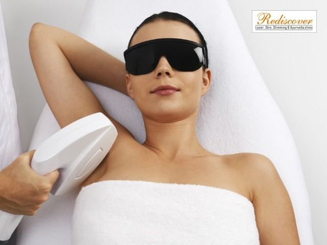 Rediscover Greater Kailash New Delhi- 1 Session of Laser Hair Reduction (Underarms)