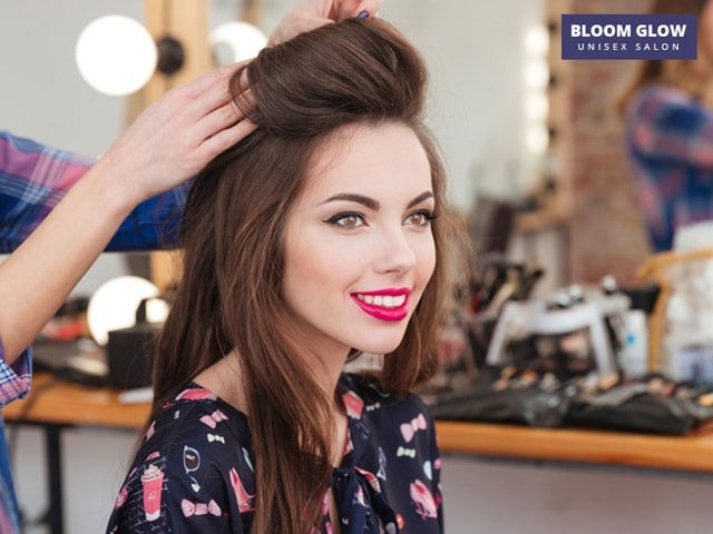 Bloom Glow (A family salon) Mohali - Get 12 Beauty Services in Rs.499