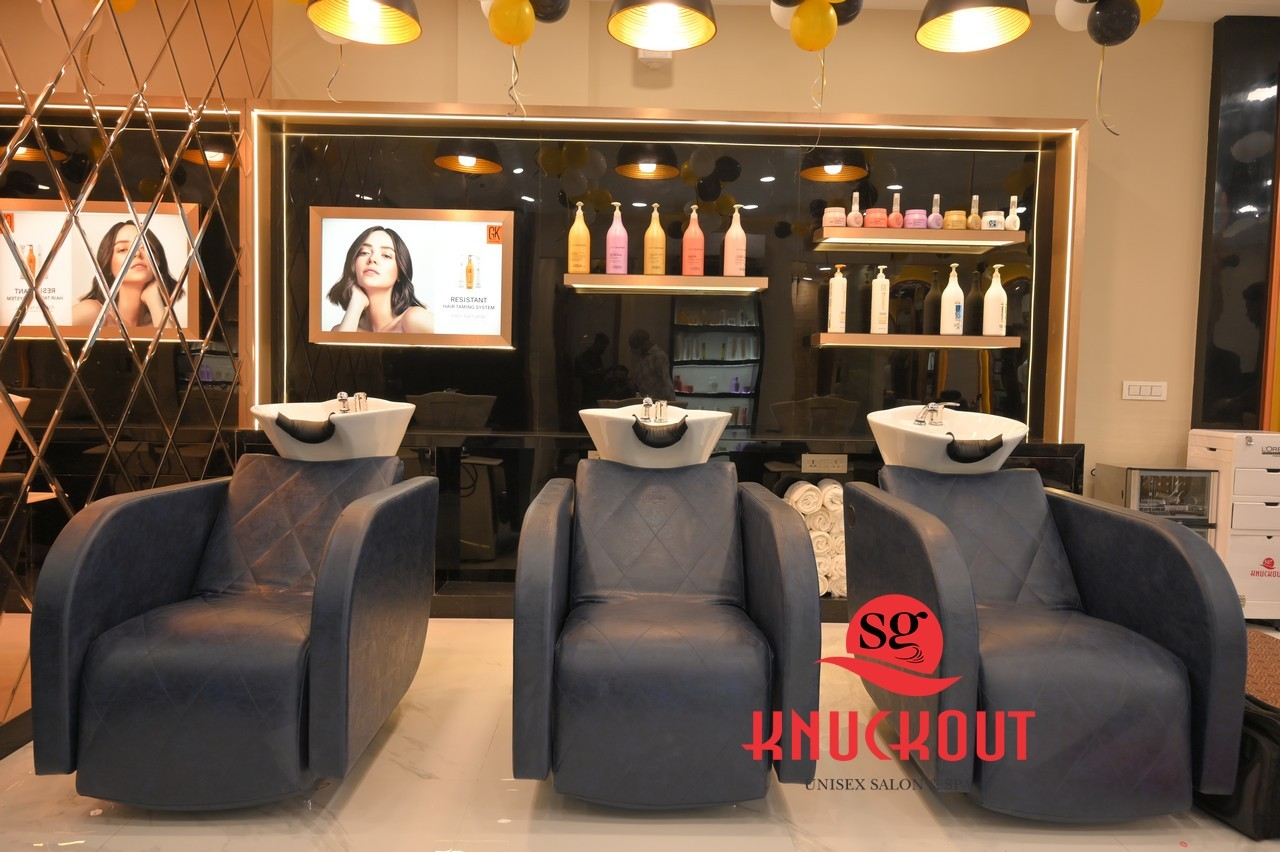 Knuckout Panchkula : Get  Keratin / Smoothing Root Touchup In Rs.3999