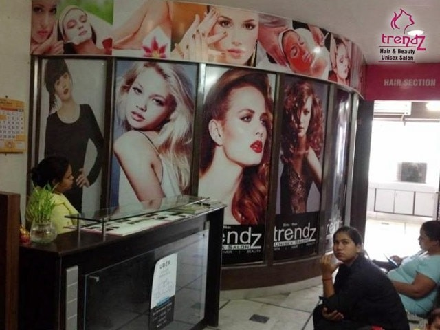 Trendz Hair and Beauty Salon Panchkula - Be your own kind of Stylish With an Amazing Discount on Hair and Beauty Services