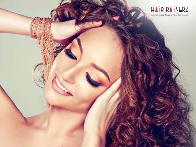Hair Raiserz Panchkula Global Hair Colour Highlighting Hair