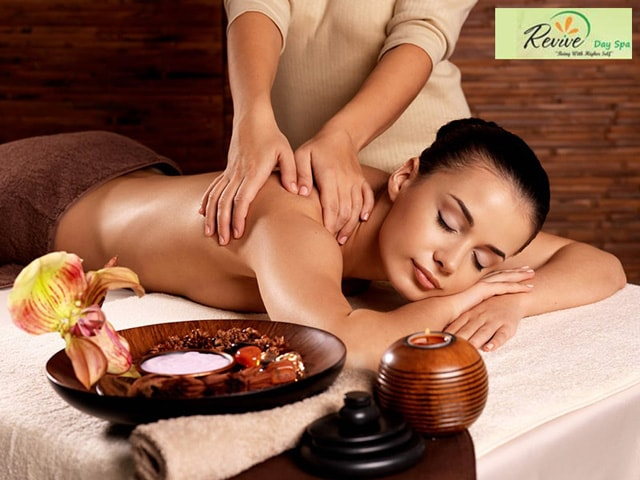 Revive Day Spa - Hotel Rajshree Chandigarh- Enjoy Swedish Massage In Rs.799