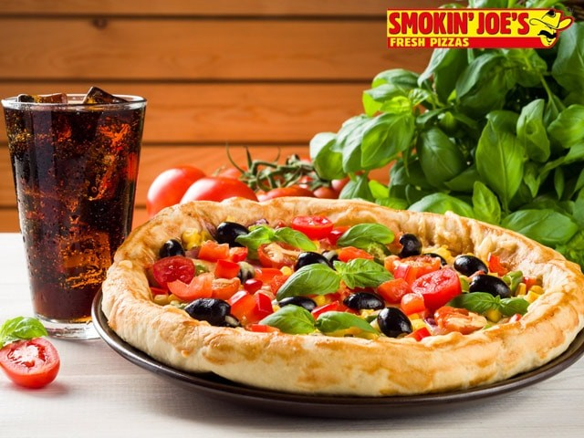 Smokin' Joe's Pizza Chandigarh