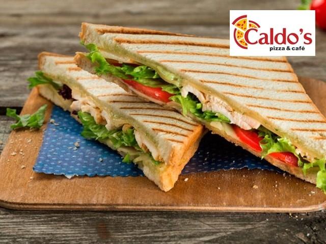 Caldos Pizza & Cafe