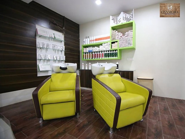 Oxymora Panchkula-Get Protein Hair Spa Just in Rs.499