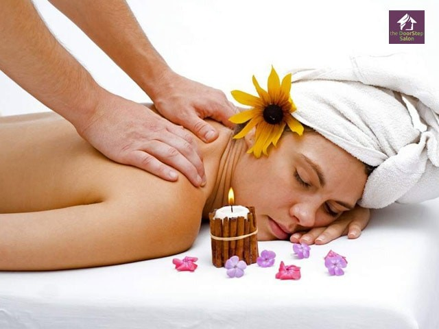provide body massage