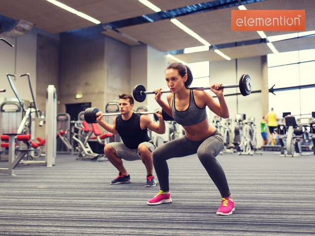 Elemention Gym (Golf Club Chandigarh)