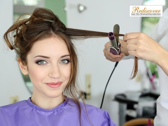 Rediscover  Sector 7 Dwarka  New Delhi- Women: Hair Wash + Blow-Dry