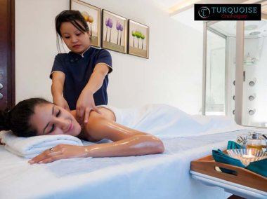 Turquoise Spa Chandigarh- Get exclusive discount on Body Massage with Steam & Shower