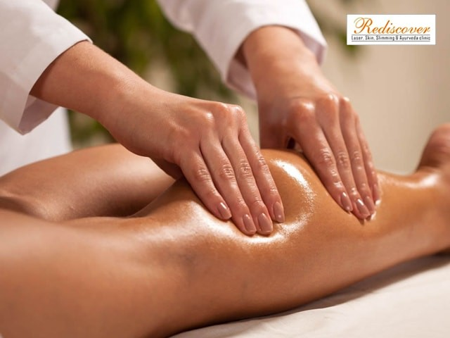 Rediscover Greater Kailash New Delhi- Anti-Cellulite Massage + Body Firming (1 Session)