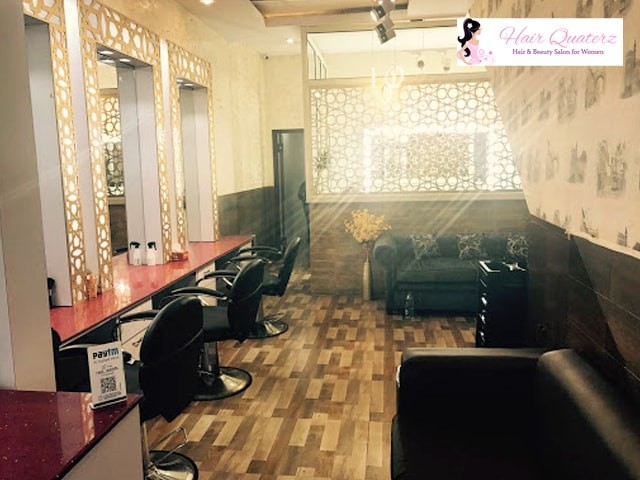 Hair Quaterz Sector 8 Chandigarh - Get a Trendy Haircut With Hairspa and Smoothing With an Amazing Discount Offer