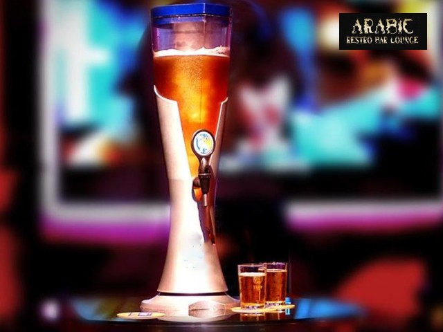 Arabic Restro Bar Lounge Mohali