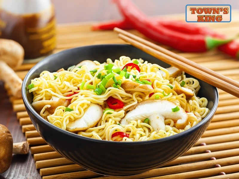 Town's King - Get Delicious Food With Home Delivery With 20% Off on Menu