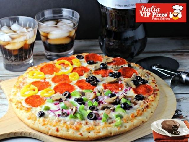 Italia VIP Pizza