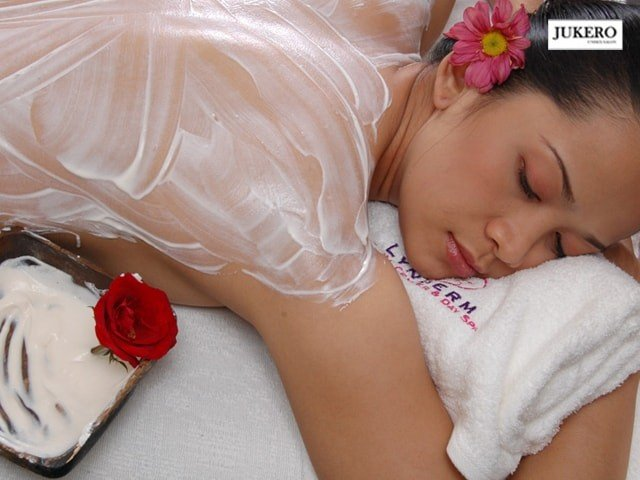 Jukero Unisex Salon Mohali-  Get Body Bleach Services In Just Rs.349 Only