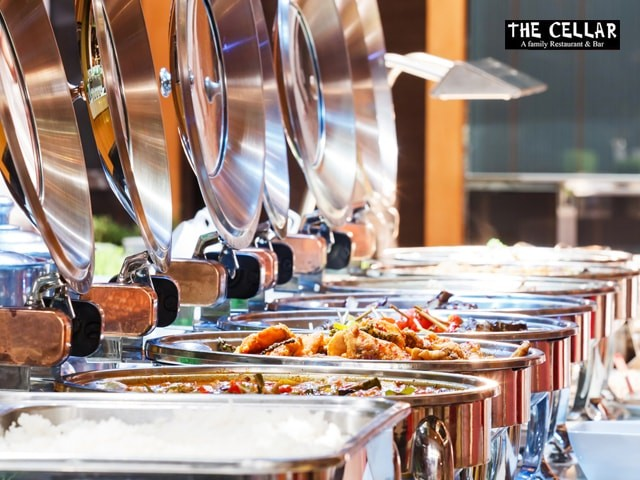 The Cellar Panchkula  - Get Non-Veg Lunch/Dinner Buffet Deals