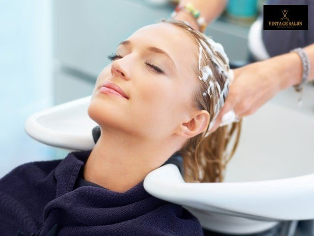 Vintage Salon Chandigarh- Get Hair Spa in Just Rs.599