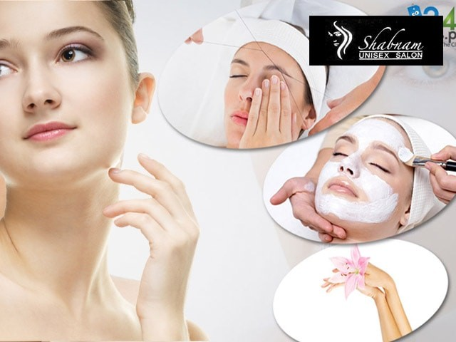 Shabnam Unisex Salon Panchkula - Get 6 beauty Services
