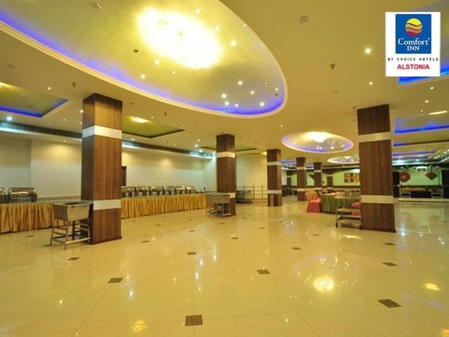 Comfort INN Alstonia Amritsar- Buy Any 1 IMFL & Get 1 Free