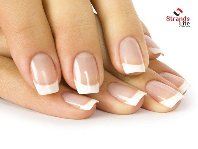 Strands 40 - Get Nail Extension Service in Rs. 1499 Only