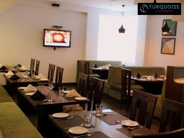 Bean Bucket Cafe at Hotel Turquoise - Get Lunch buffet In Rs.299