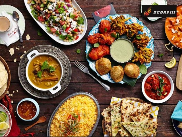 Score Chandigarh- 4 Course Meal with drinks for 2 Persons  starting at just Rs.479