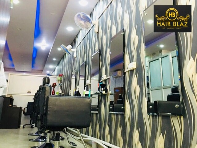 Hair Blaz Salon