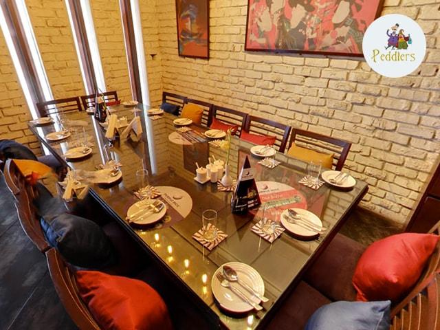 Peddlers Amritsar- Get  Pitcher +1 Veg/ Non Veg Appetizer only for Rs.850
