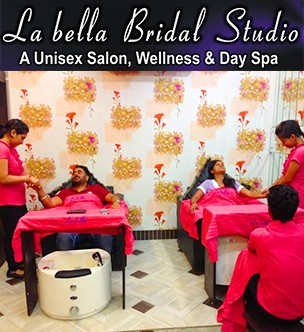 LA Bella Mohali- Grab Deal Of Air Brush Bridal Makeup On Discount