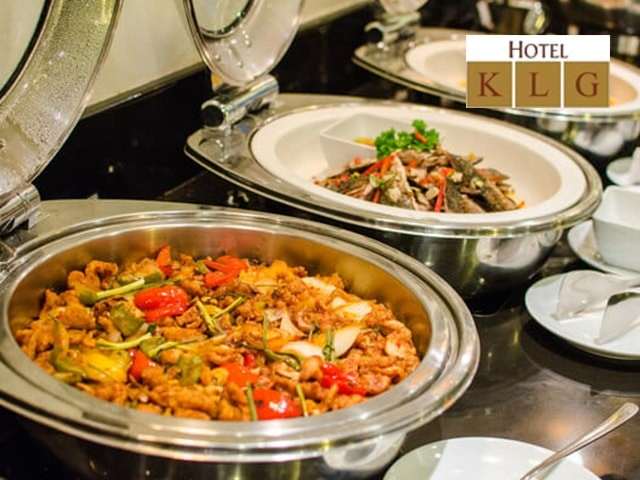 Buffet Lounge (Hotel KLG) Chandigarh- Get Special Deal On Non Veg Lunch Buffet